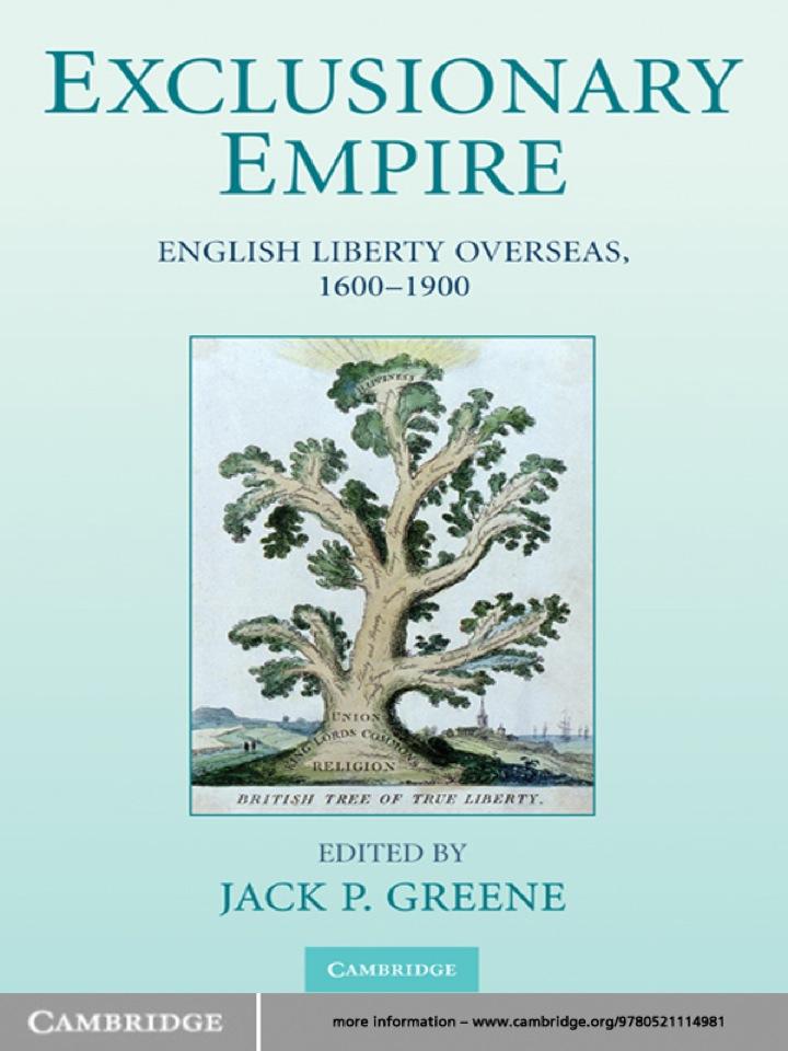 Exclusionary Empire