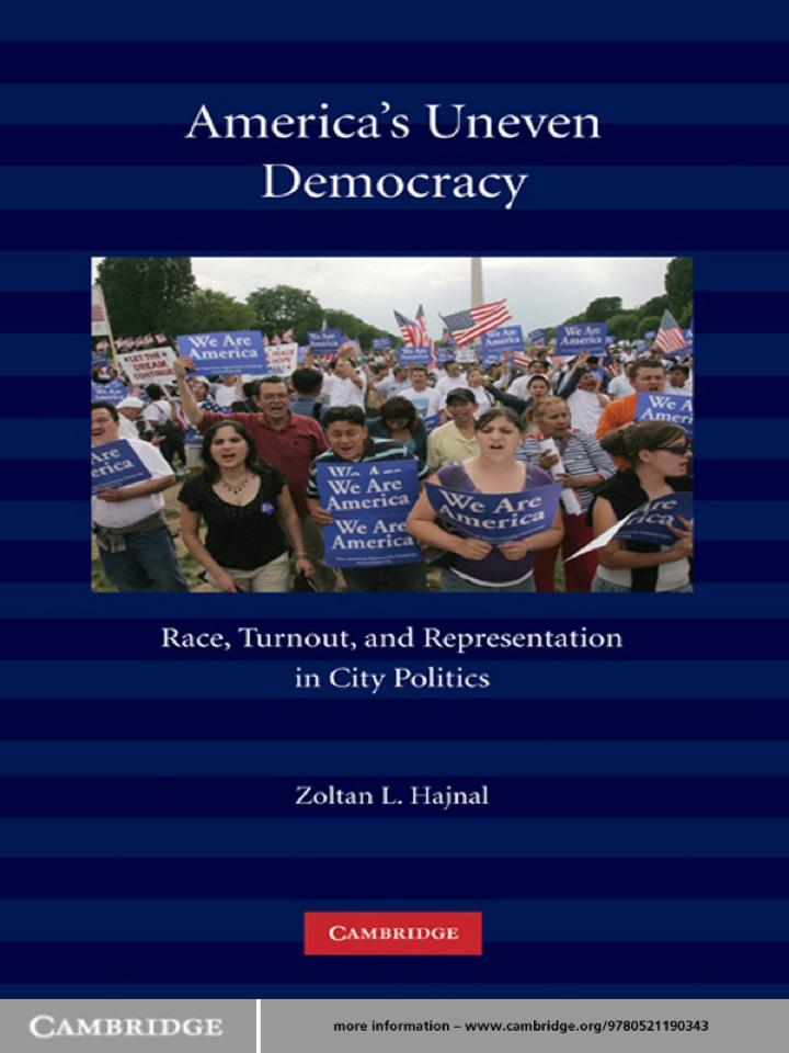 America's Uneven Democracy