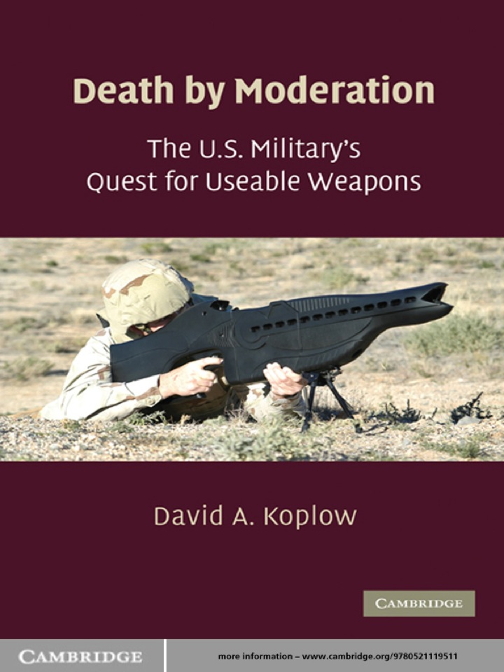 Death by Moderation
