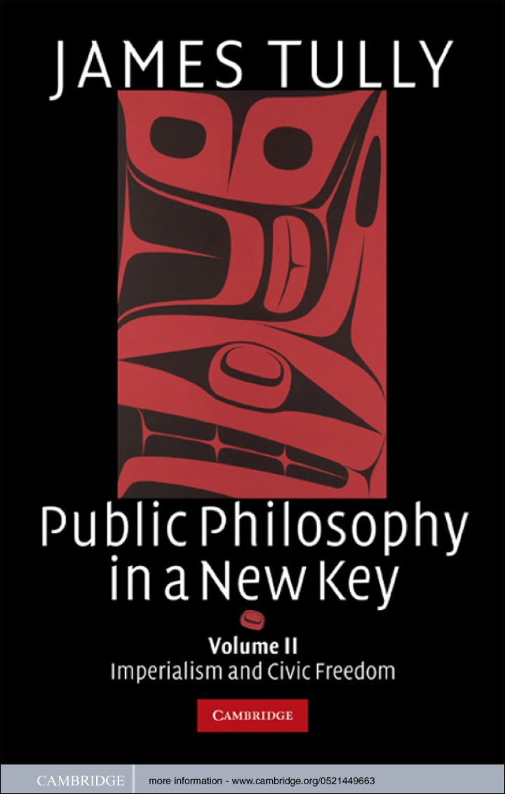 Public Philosophy in a New Key: Volume 2, Imperialism and Civic Freedom