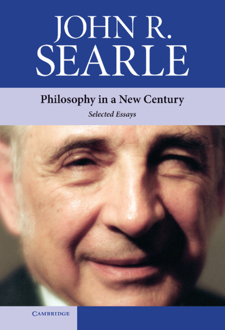 Philosophy in a New Century