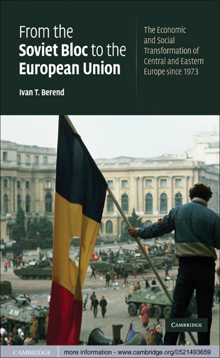 From the Soviet Bloc to the European Union