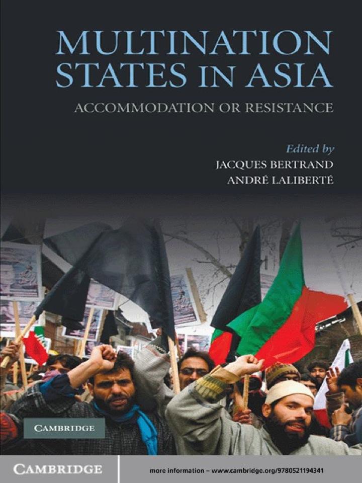 Multination States in Asia
