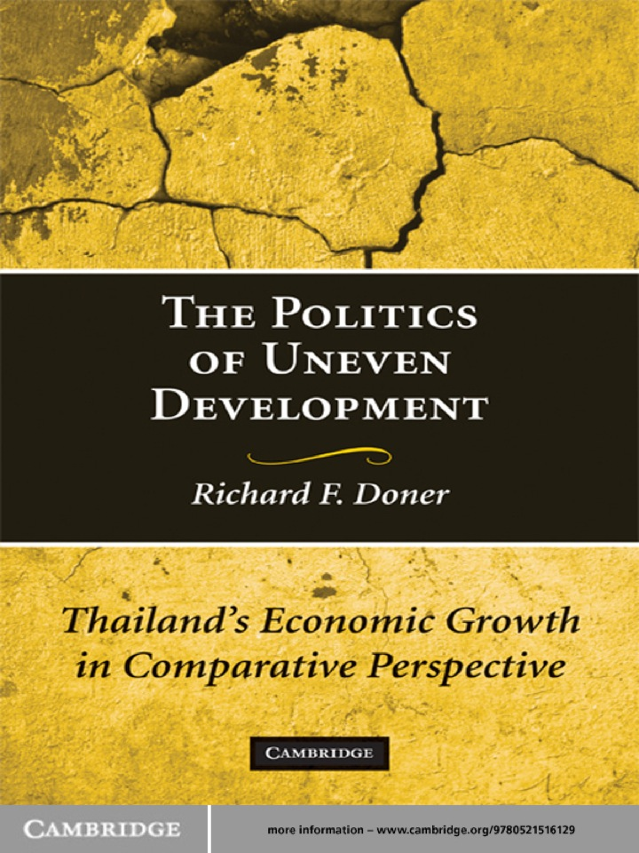 The Politics of Uneven Development