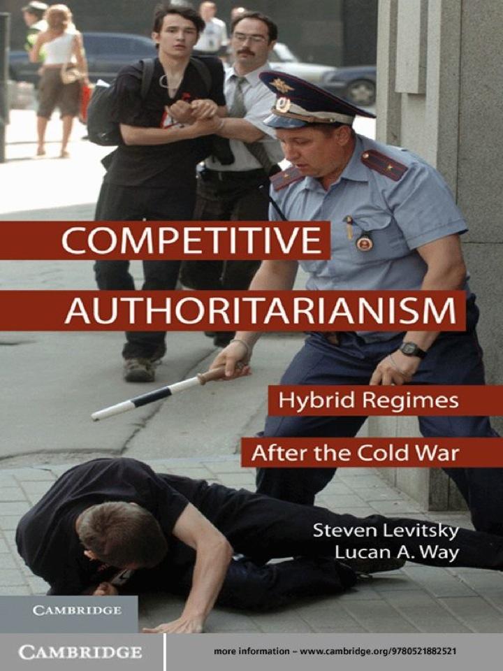 Competitive Authoritarianism