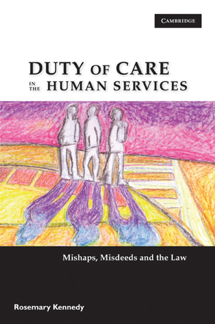 Duty of Care in the Human Services