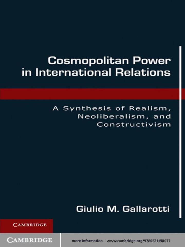 Cosmopolitan Power in International Relations