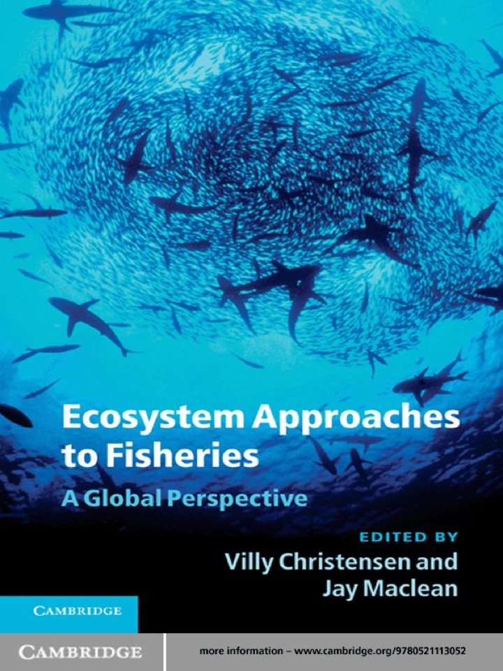 Ecosystem Approaches to Fisheries