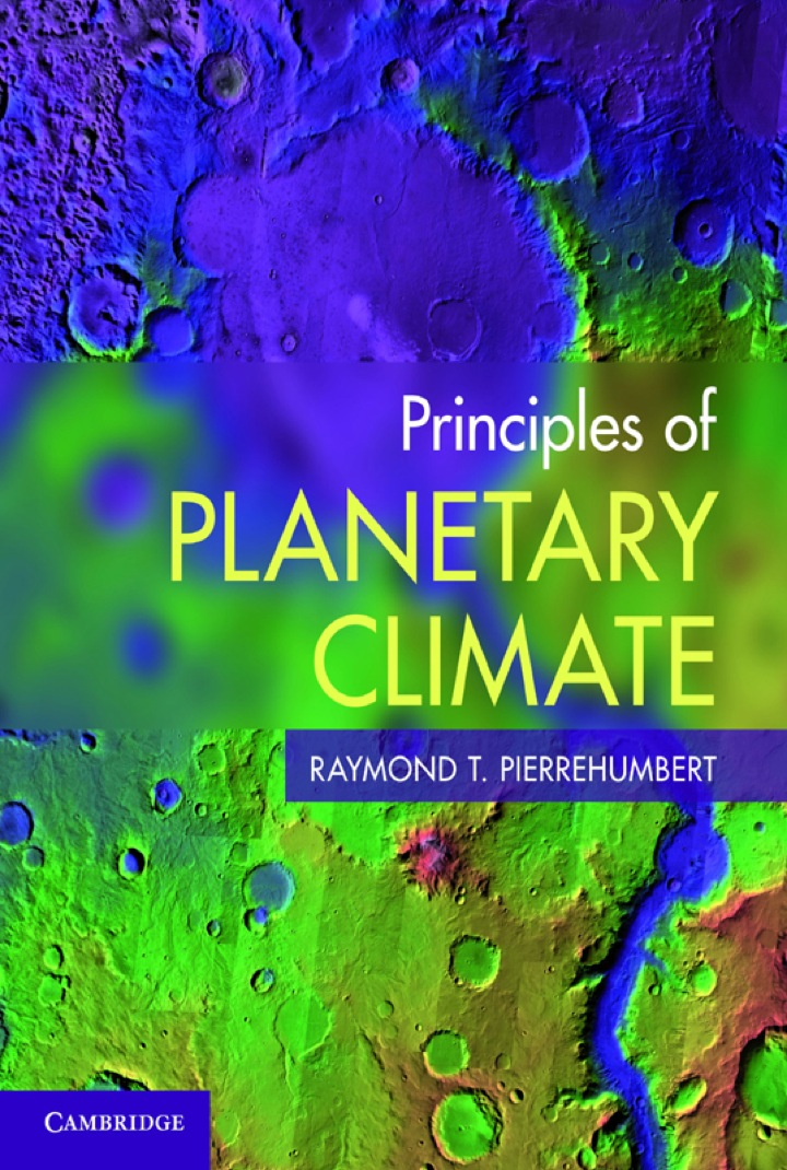 Principles of Planetary Climate