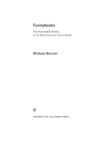 Funnybooks              by             Michael Barrier