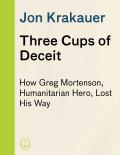 Three Cups of Deceit 9780525565130