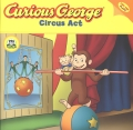 Curious George Circus Act (CGTV) 9780547416694