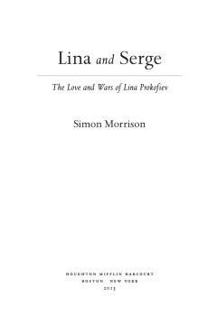 Lina & Serge