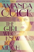 The Girl Who Knew Too Much 9780698193628