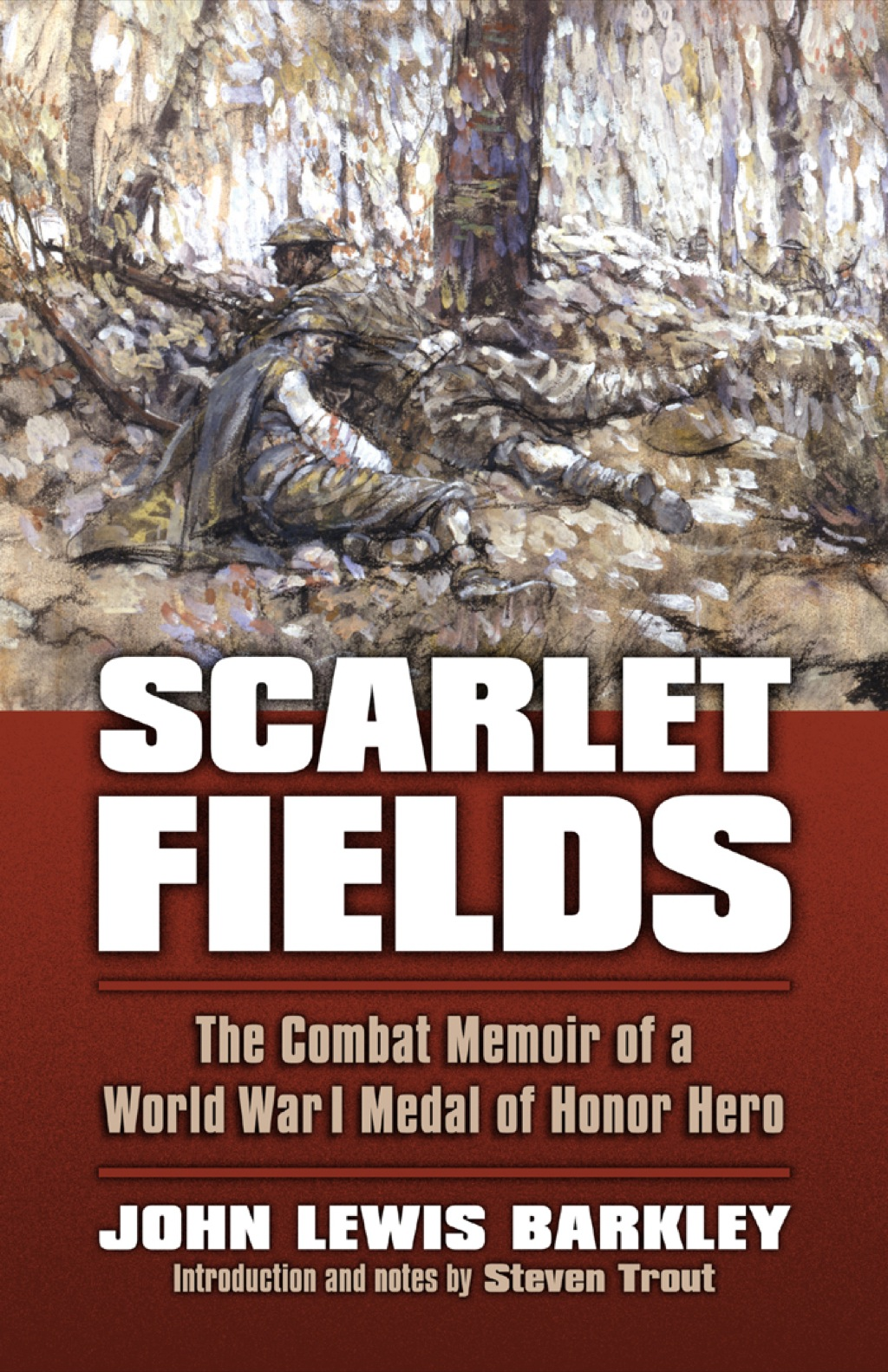 Scarlet Fields (eBook)