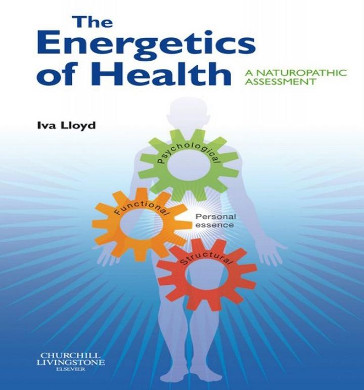 The Energetics of Health E-Book