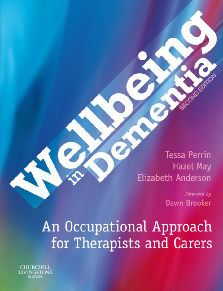 Wellbeing in Dementia E-Book