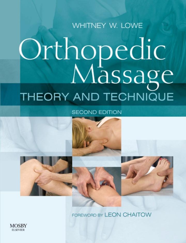 Orthopedic Massage E-Book
