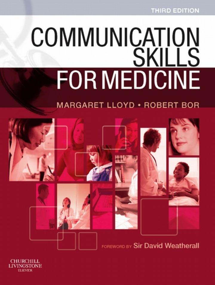 Communication Skills for Medicine E-Book