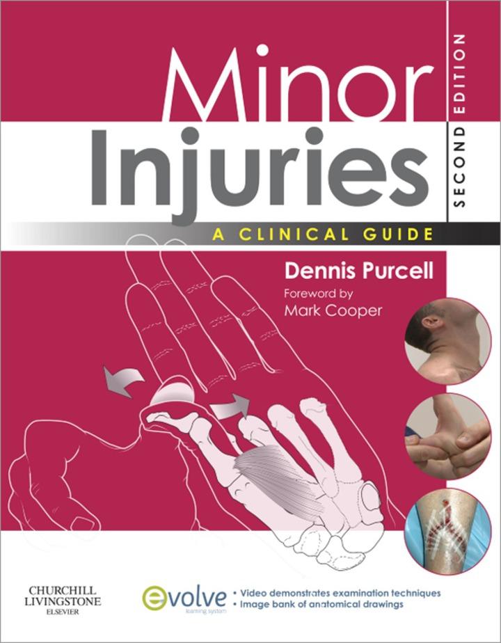 Minor Injuries E-Book