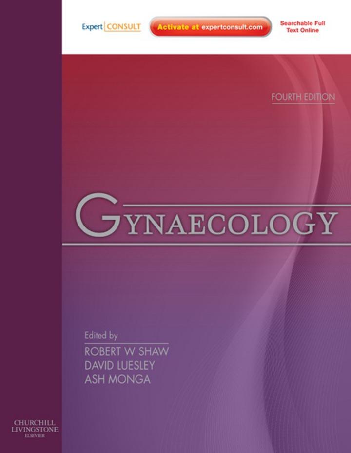 Gynaecology E-Book