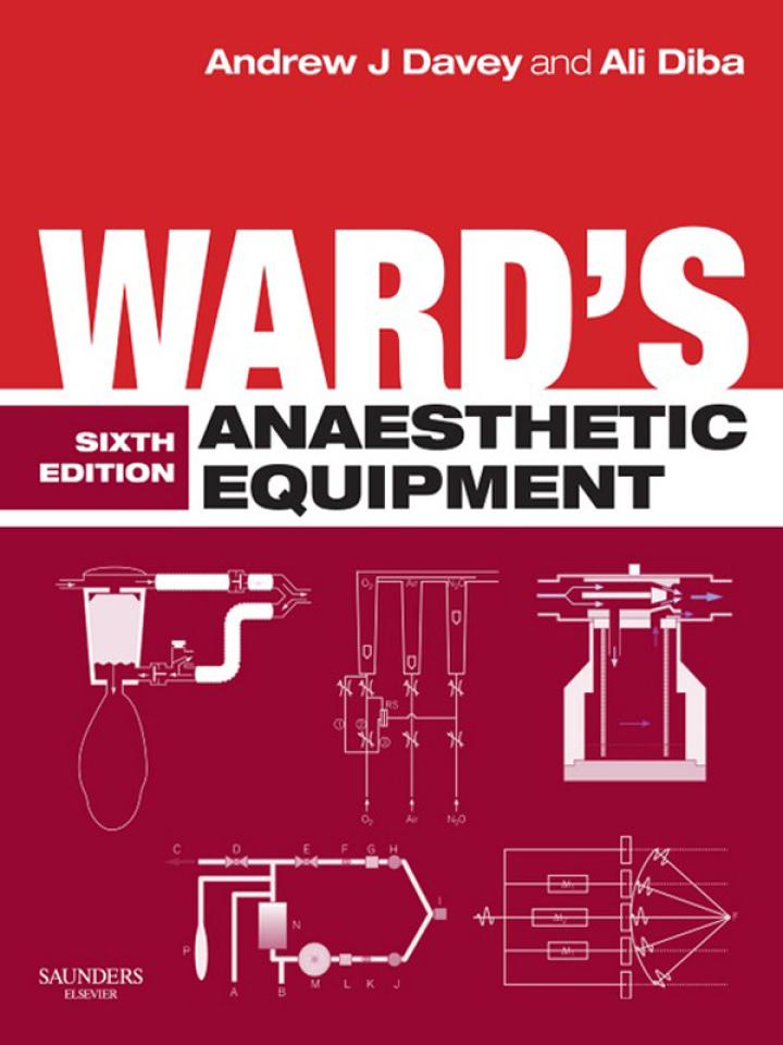 Ward's Anaesthetic Equipment E-Book