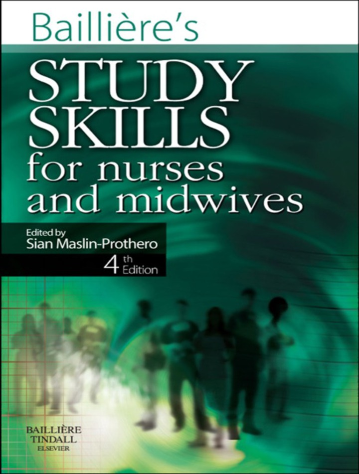 Bailliere's Study Skills for Nurses and Midwives E-Book