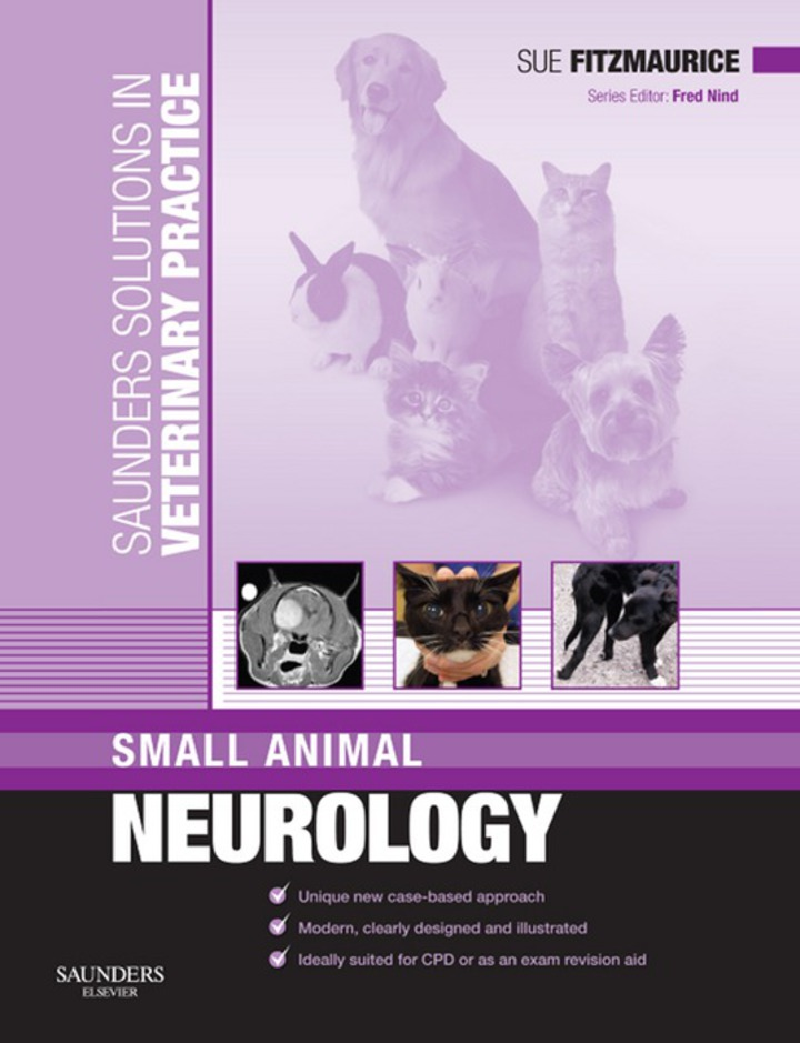 Saunders Solutions in Veterinary Practice: Small Animal Neurology E-Book
