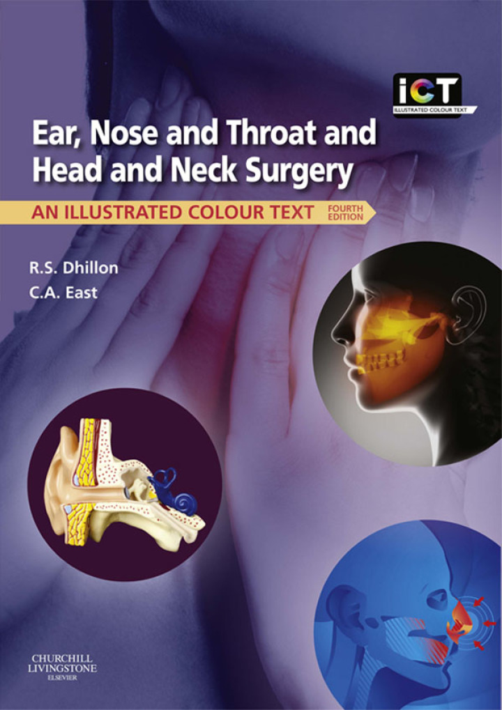 Ear, Nose and Throat and Head and Neck Surgery E-Book