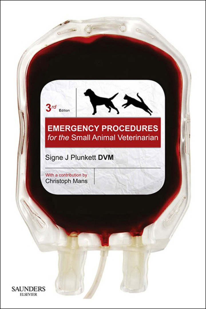 Emergency Procedures for the Small Animal Veterinarian E-Book