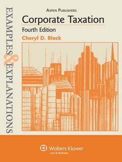 Examples & Explanations: Corporate Taxation