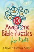 101 Awesome Bible Puzzles for Kids 9780736964036