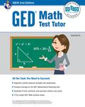 GED� Math Test Tutor, 2nd Edition