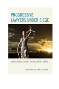 Progressive Lawyers under Siege 9780739195611