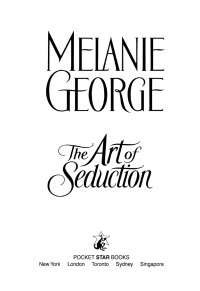 The art of seduction book
