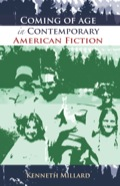 Coming of Age in Contemporary American Fiction 9780748629541
