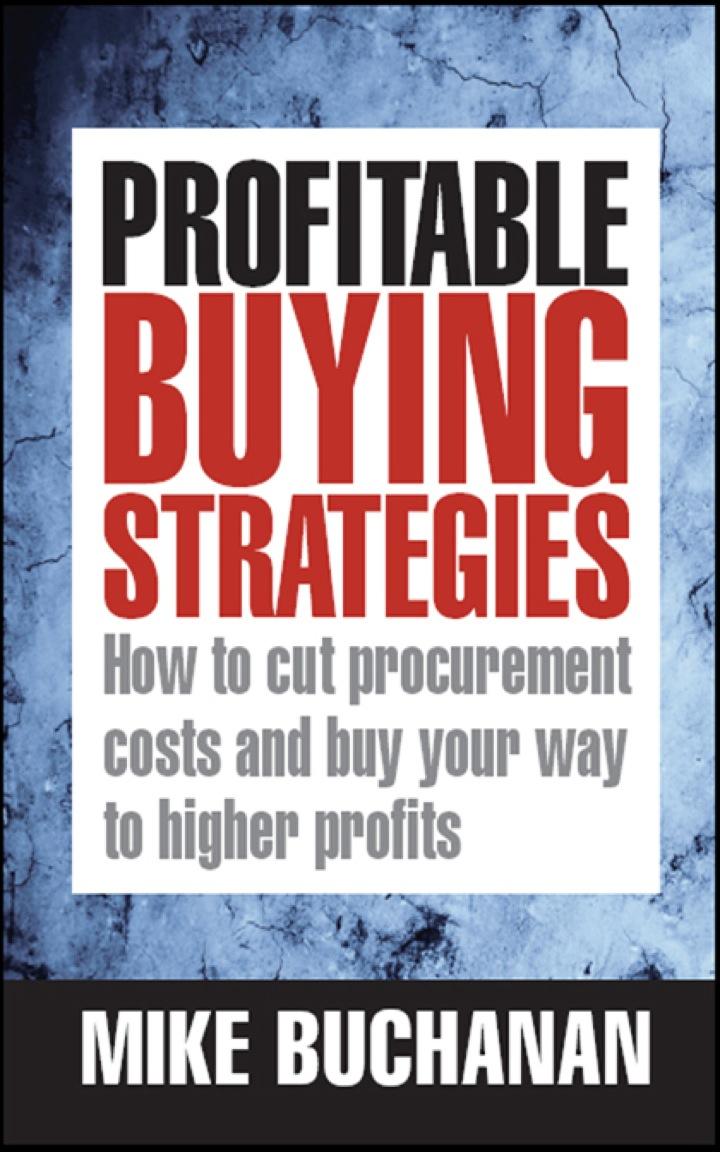 Profitable Buying Strategies