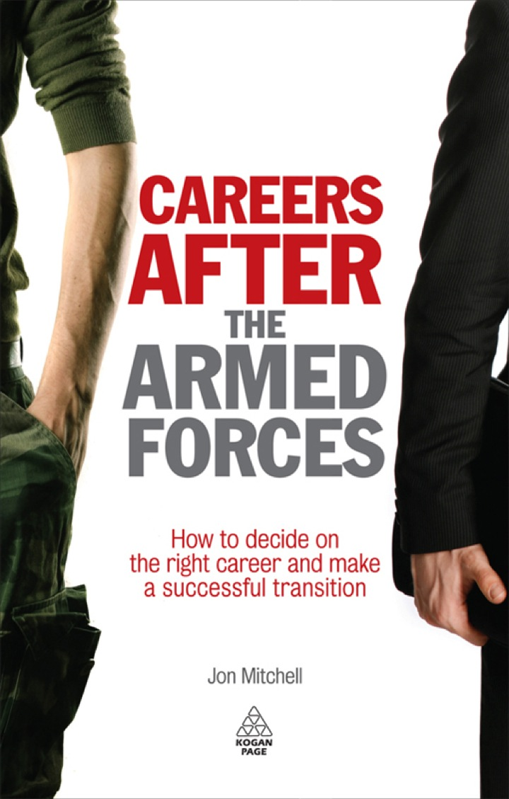 Careers After the Armed Forces (Army Career Change)