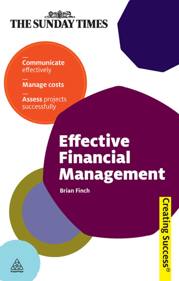 Effective Financial Management