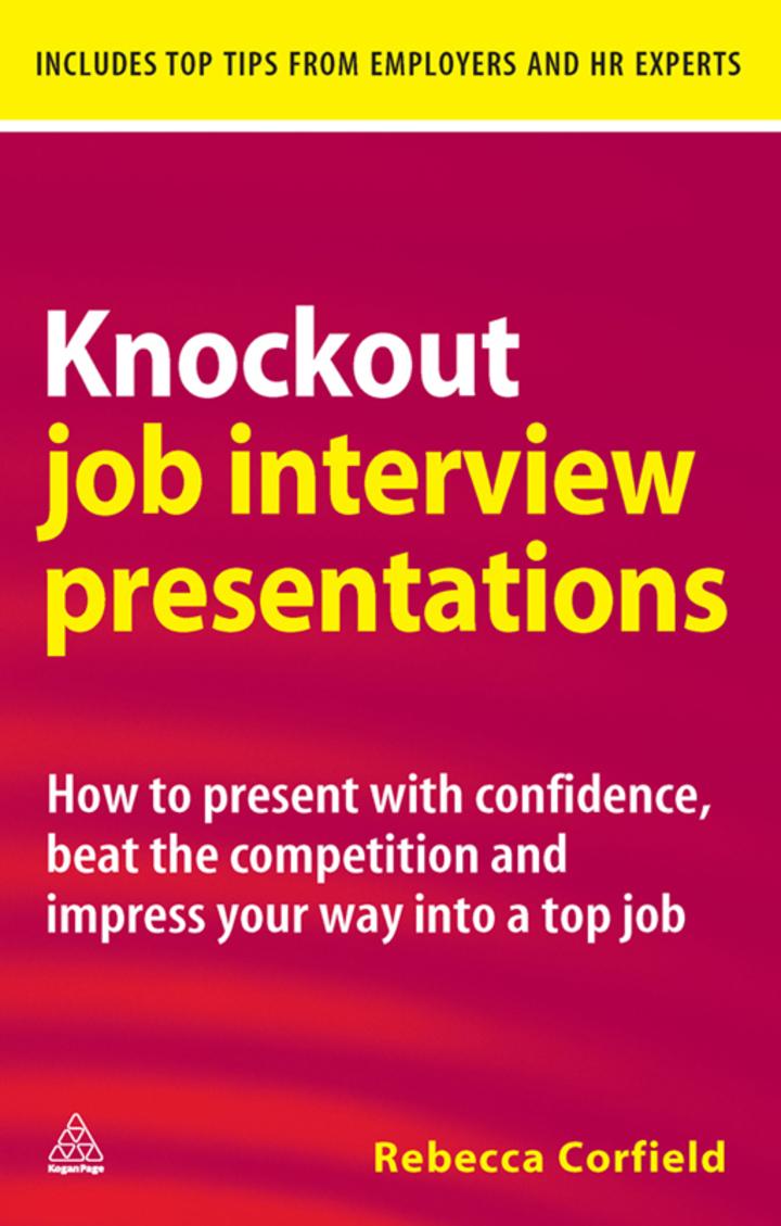 Knockout Job Interview Presentations