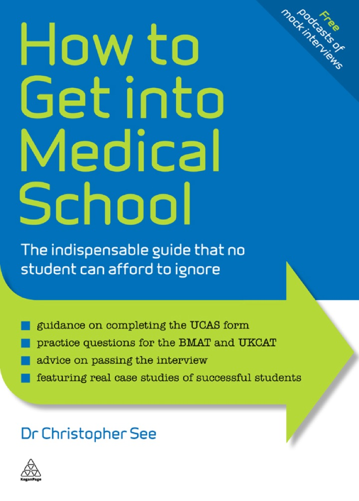 How to Get Into Medical School