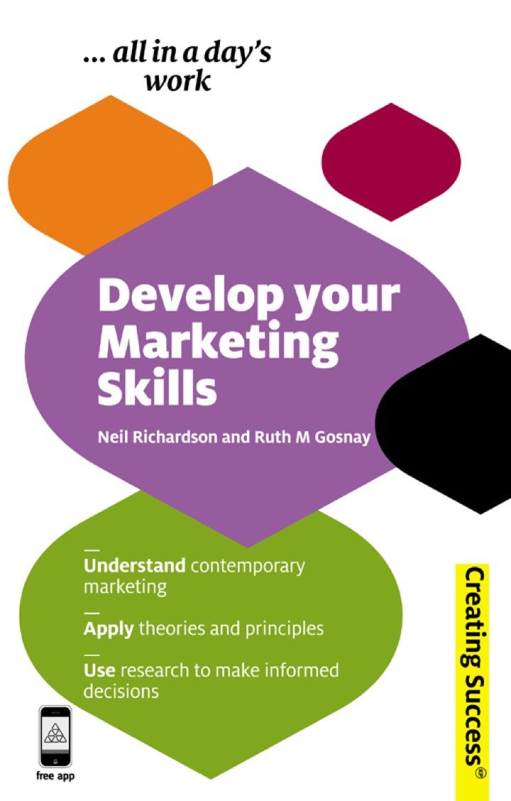 Develop Your Marketing Skills
