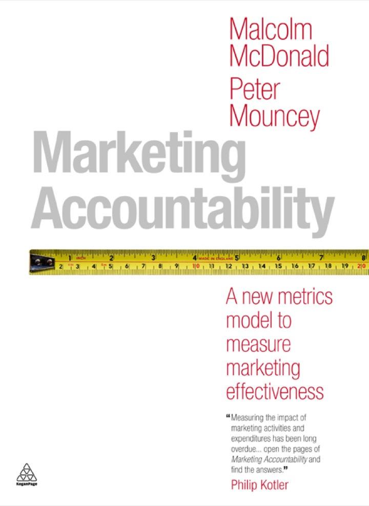 Marketing Accountability: A New Metrics Model to Measure Marketing Effectiveness