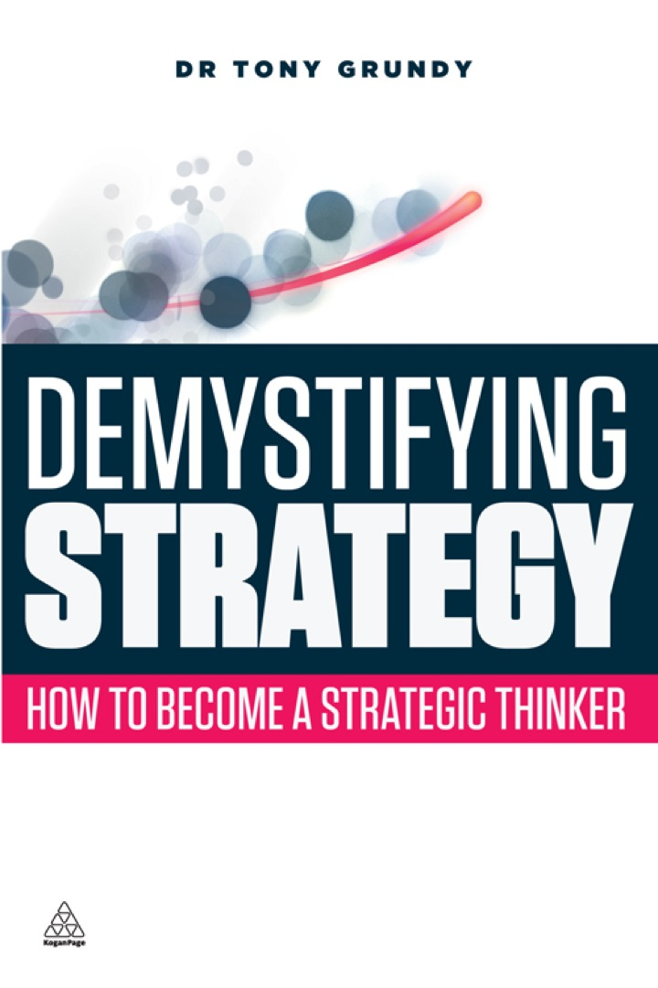 Demystifying Strategy