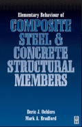 Elementary Behaviour of Composite Steel and Concrete Structural Members 9780750632690R180