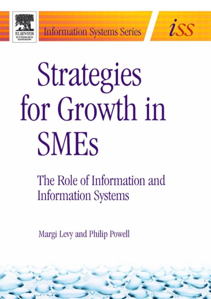 Strategies for Growth in SMEs: The Role of Information and Information Sytems