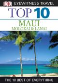 Top 10 Maui, Molokai & Lanai 9780756694241