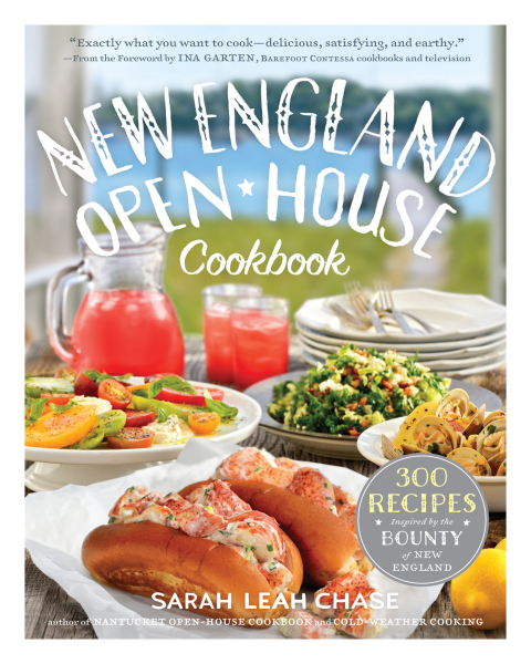 NEW ENGLAND OPEN-HOUSE COOKBOOK