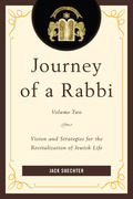 Journey of a Rabbi 9780761863991