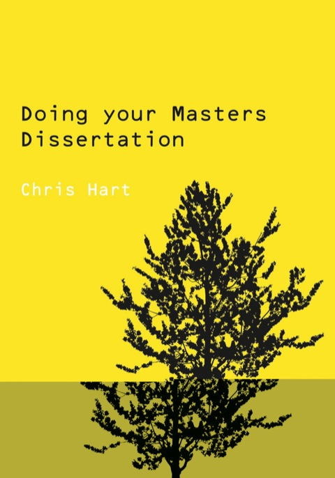 doing your masters dissertation chris hart Doing your masters dissertation chris hart pdf dissertation holiday essay 350 wordshow to do a reference page for a research paper xc essay on the.